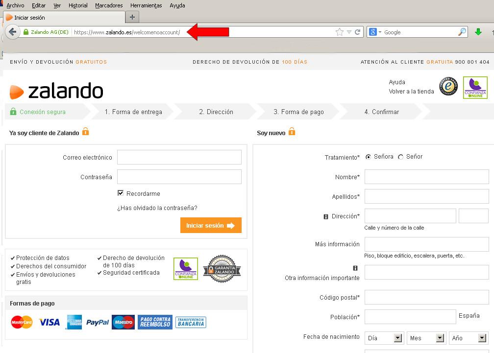 pago seguro por internet