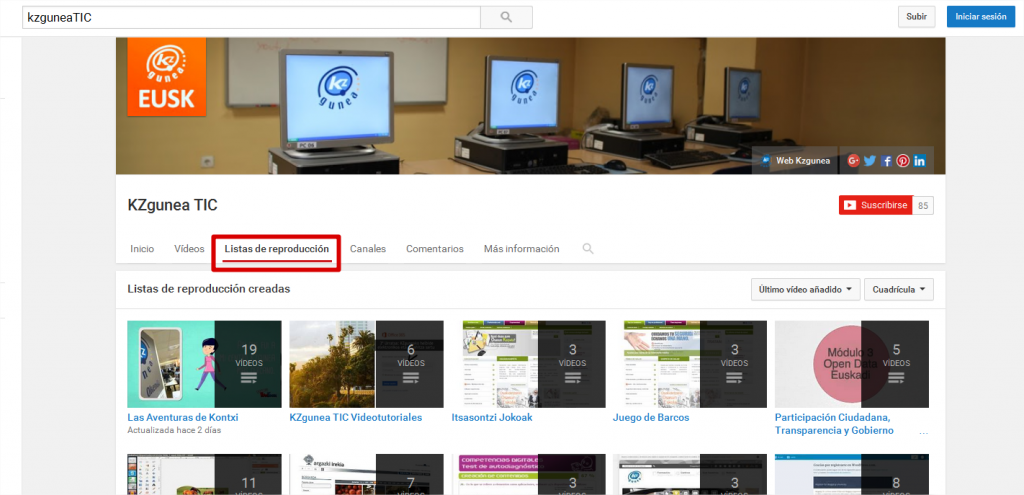 Youtube KZguneatic3