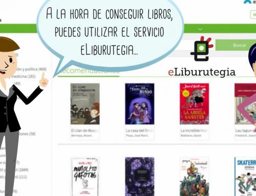 Kontxi prueba eLiburutegia, préstamos de libros digitales