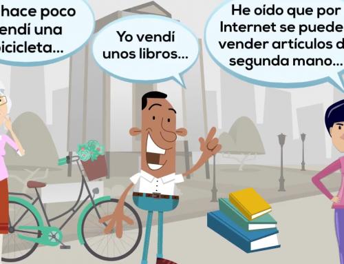 KONTXI VENDE ARTÍCULOS POR INTERNET