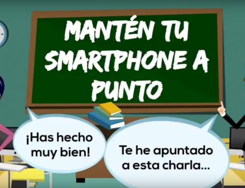 KONTXI PONE A PUNTO EL SMARTPHONE