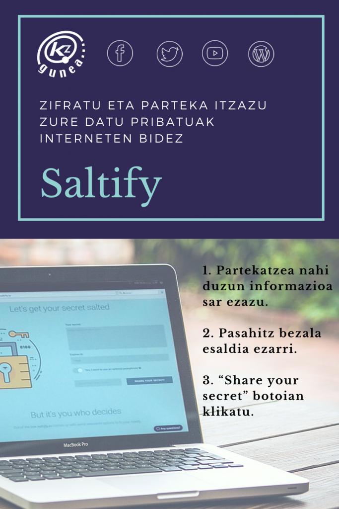 Saltify
