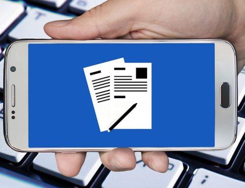Crea tu Currículum Vitae desde el móvil