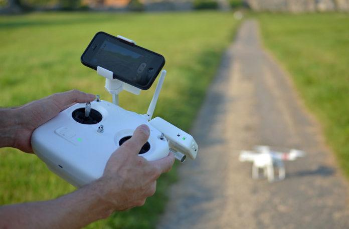 Dronentzako  aplikazioak