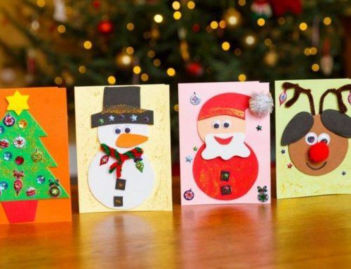 Aplicaciones para crear postales navideñas