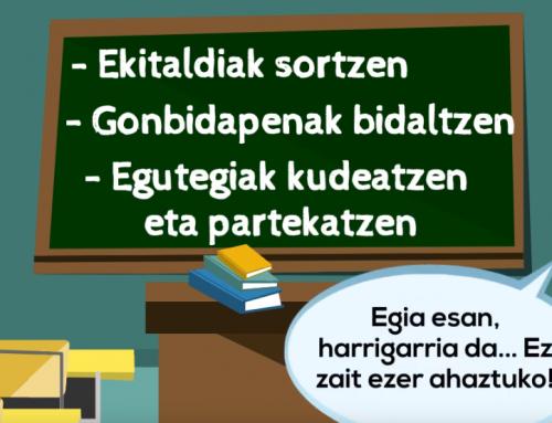 KONTXIK  GOOGLE  CALENDAR  ERABILTZEN  IKASTEN  DU