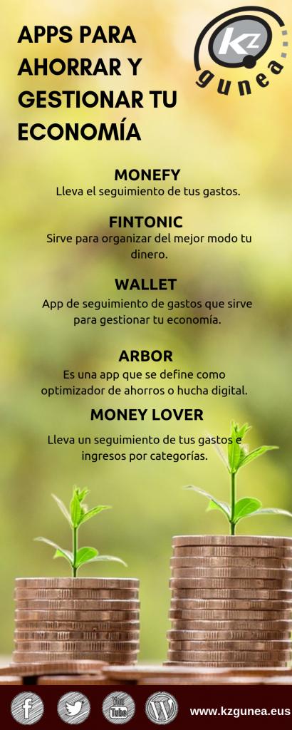 Apps para ahorrar y gestionar tu economía
