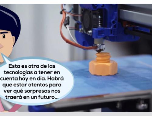 Kontxi conoce la impresión 3D