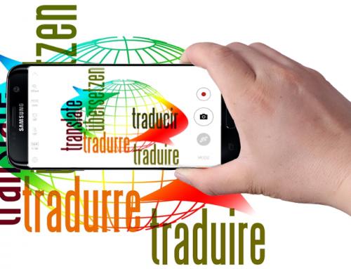 Traduce cualquier texto con la cámara de tu móvil en tiempo real