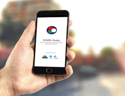 El Gobierno Vasco presenta  la app COVID-19.EUS