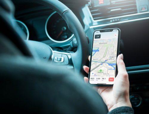 Google  Maps  GPS  gisa  nola  erabili