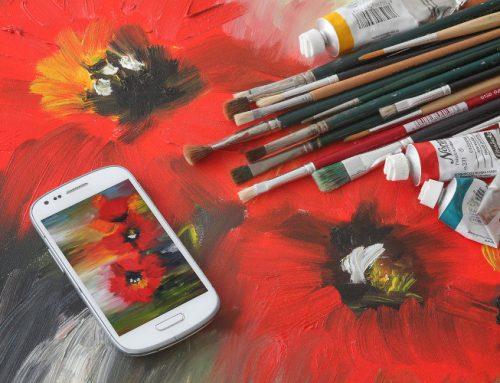 Pinta y colorea con las mejores apps