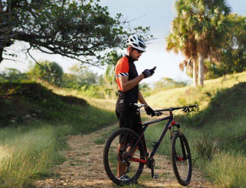 Komoot, mapas de ciclismo y senderismo