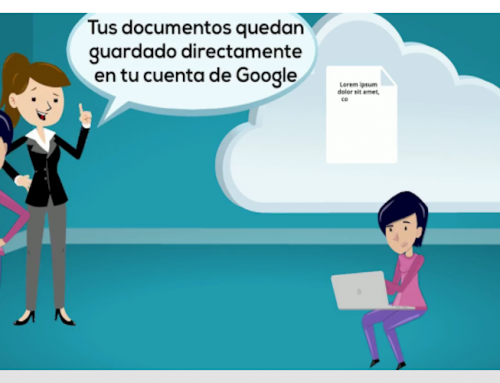 Kontxi descubre Documentos de Google