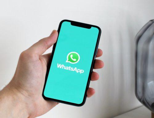 WhatsApp babestu hatz-markarekin